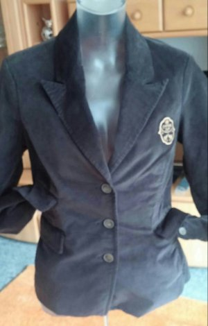 NEU Damen Jacke Elegante Business Blazer Gr.38 in Grau von Lisa Campione