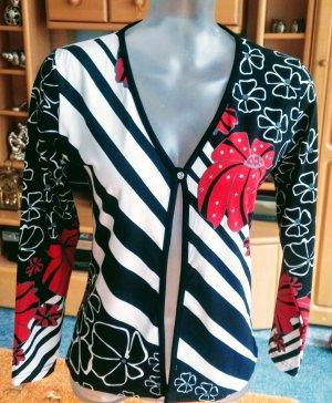 NEU Damen Jacke Jersey Gr.S Mehrfarbig von Imagini Boutiquware
