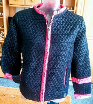 Mexx Quilted Jacket dark blue-pink