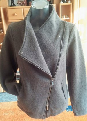 Connemara Wool Jacket grey brown wool