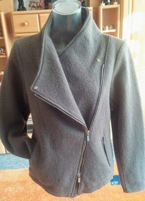 NEU Damen Jacke Woll Blazer Gr.40 in Taupe von Connemara