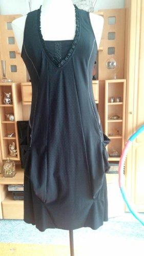 NEU Damen Kleid Lagenlook Gr.XS in Schwarz von SOGGO Collection