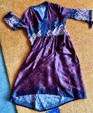 NEU Damen Kleid schwingend Gr.40 in Bunt gemustert von White Label