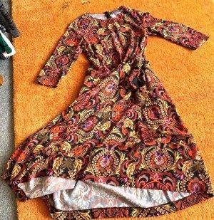 NEU Damen Kleid Volant Gr.38 in Bunt geblümt von White Label