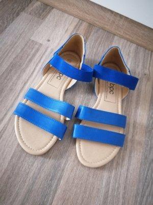 Bon Prix Sandalo infradito blu neon