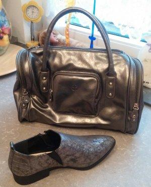 Liva Loop Zapatos Mary Jane gris antracita
