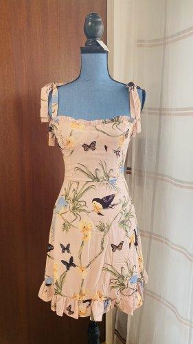 Neu Damen Sexy Sling Sommer Kleid