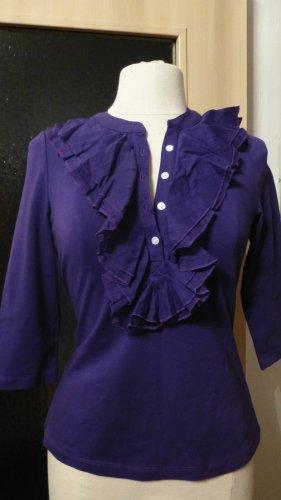 Kapalua Polo viola scuro Cotone