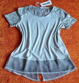NEU Damen Top Jersey Spitzen Shirt Gr.S von Kapalua P.49,95€