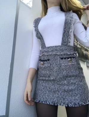 Pinafore Overall Skirt multicolored