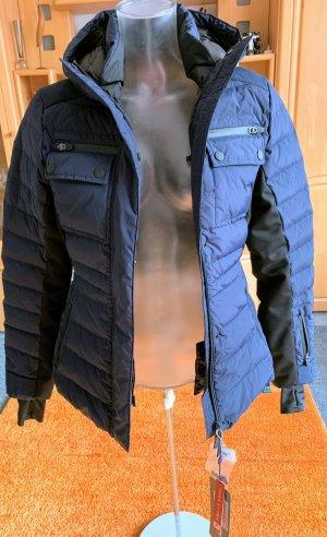 NEU Damen Winter Jacke Gr.S dunkel Blau von Fila P. 249,99€