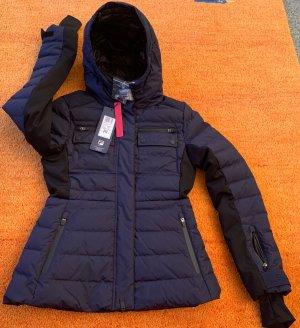 NEU Damen Winter Jacke Gr.S dunkel Blau von Fila P.249,99€