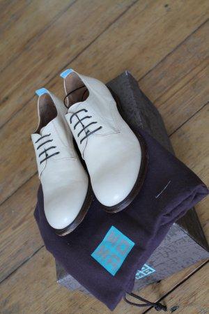 Moma Zapatos brogue multicolor Cuero