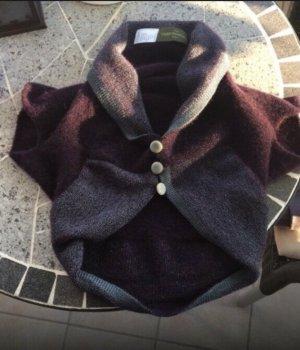 Anonyme Designers Knitted Bolero multicolored