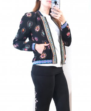 Desigual Reversible Jacket multicolored