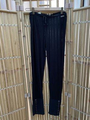 Diesel Pantalón de lana negro