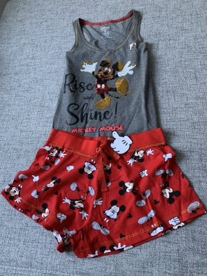 Neu Disney Mickey Maus Pyjama Set