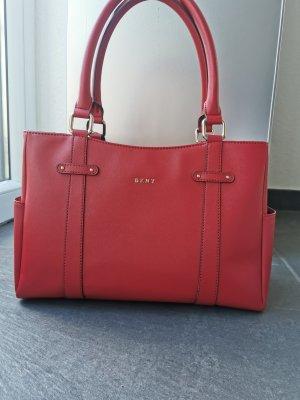 *Neu* DKNY Tasche Rot mit Etikett