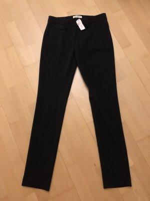 Dondup Pantalone chino nero Tessuto misto