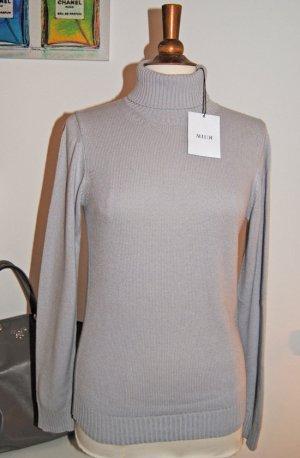 Allude Cashmere Jumper grey-light grey cashmere