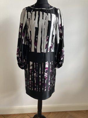 Damsel in a dress Evening Dress black-purple silk