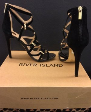 NEU! Elegante hohe Sandaletten