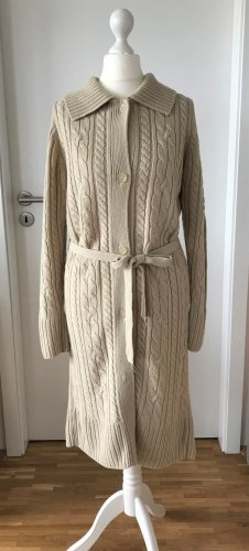 NEU Elements Strick Mantel Gürtel XS S 34 36 Long Cardigan Strickjacke Pullover