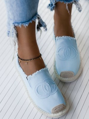 stylelistic Espadrille Sandals azure