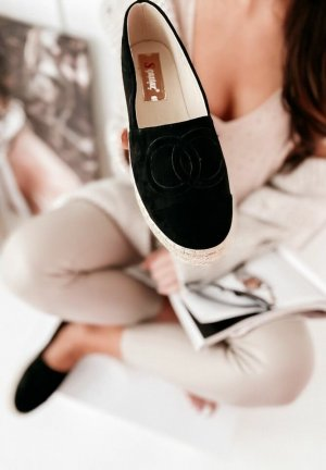 stylelistic Espadrille Sandals black-light brown
