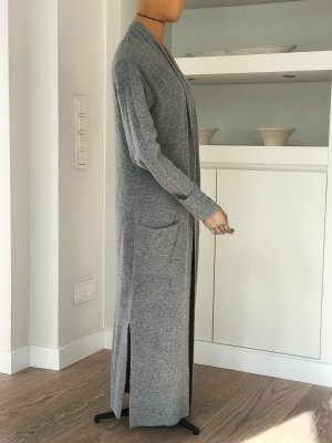 Esprit Knitted Coat grey