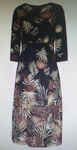 Esprit Chiffon Dress multicolored viscose