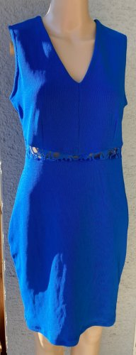 Bodyflirt Abito aderente blu