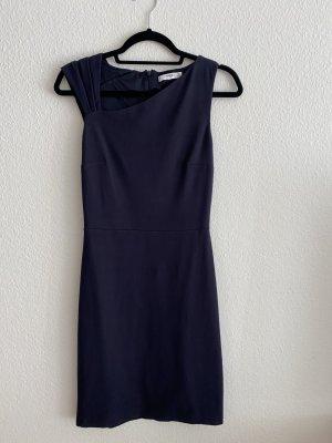 Neu! Etuikleid von Mango Suit dunkelblau, Gr. S