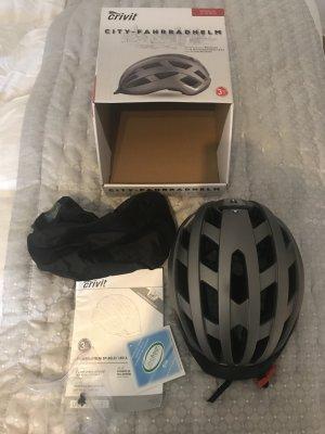 NEU Fahrrad Helm City S/M 54-58 cm LED