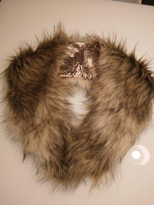 NEU! Fake Fur Schalkragen von H&M