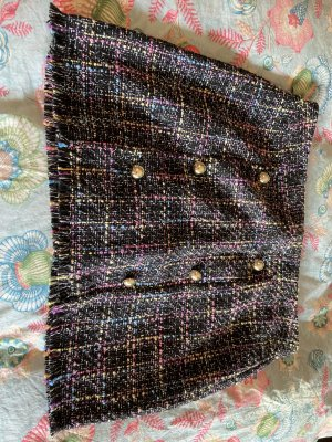 Colloseum Knitted Skirt black