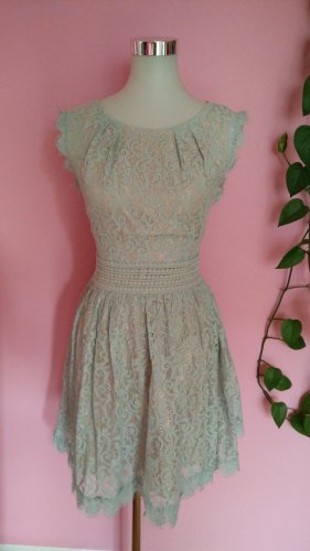 Darling Lace Dress multicolored polyester