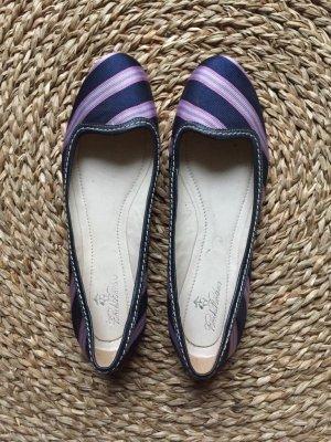 Brooks Brothers Slip-on multicolore soie