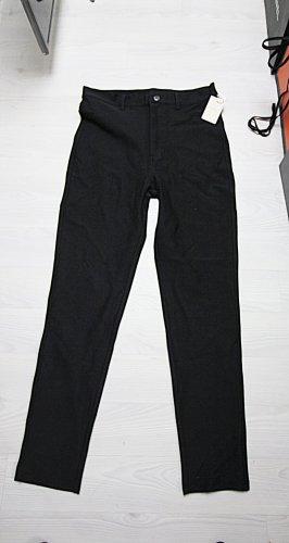 Forever 21 Jersey Pants black