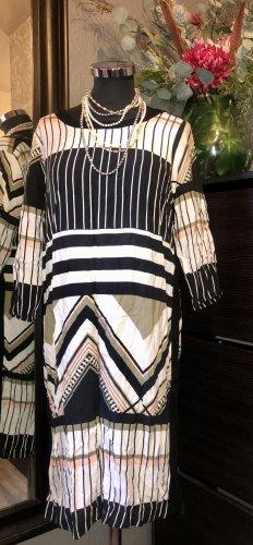Fransa Tunic Dress multicolored