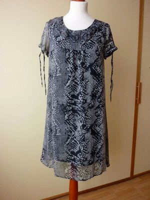 Fransa A Line Dress multicolored polyester