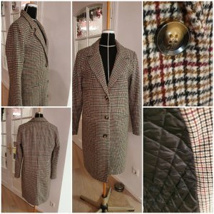 Friendtex Wool Coat multicolored