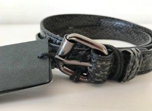 NEU Friis Company Taillen Gürtel Schlange Muster Belt Hüftgürtel Print Friis&Co.