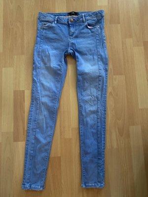 Fritzi aus preußen Slim Jeans steel blue