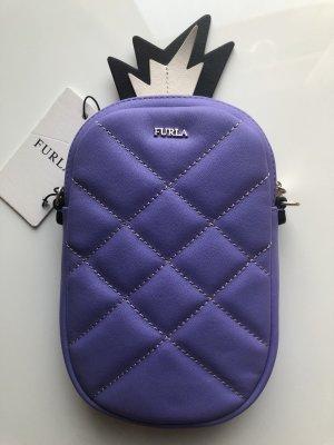 Furla Pochette multicolored leather