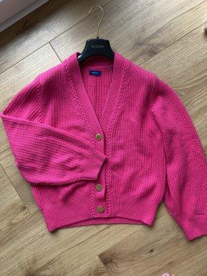 Gant Cardigan in maglia multicolore Cotone