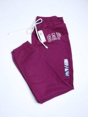 Gap Sweat Pants bordeaux