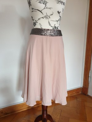 Mint&berry Flared Skirt pink