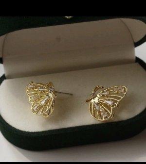 Lily Zarcillo color oro