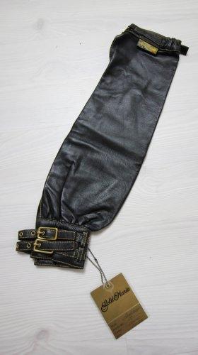NEU GOLDMARIE Designer Armstulpe Leder
